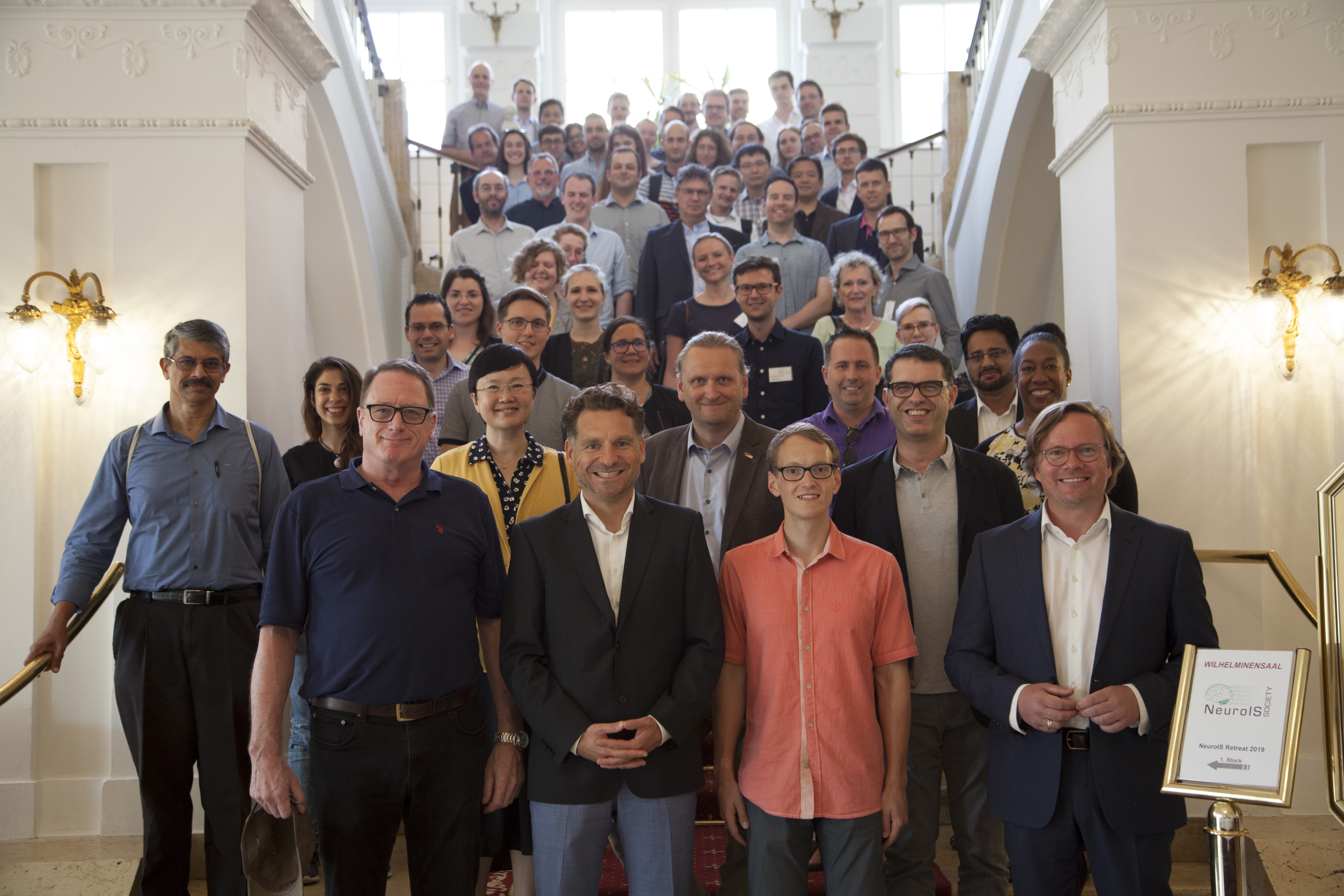 Group picture NeuroIS Retreat 2019